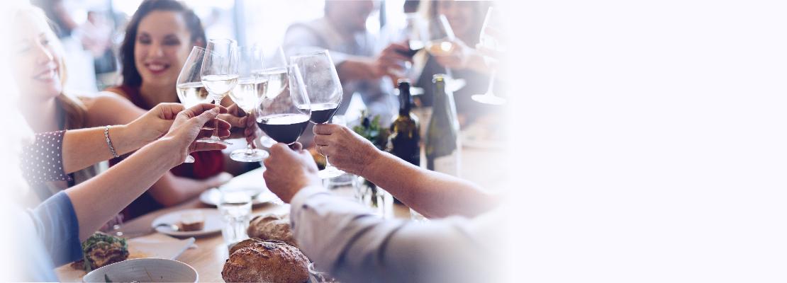 Goditi una cena, offre Acustica Toscana!